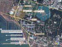 План территории санатория