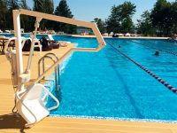 бассейн в Саксонии