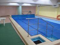 лечебный бассейн