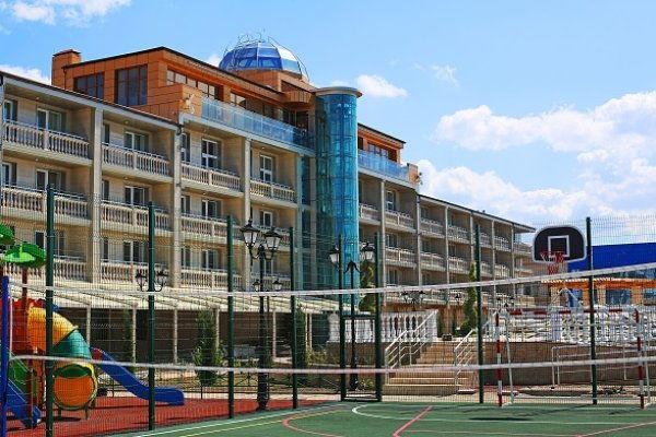 Отель с лечением «Ribera Resort & SPA»