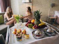 Room service.