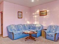 2-местный 2-комнатный люкс с видом на море (корп 4)